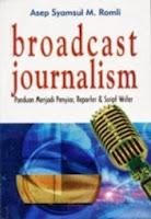 Daftar Buku Gratis Jurnalistik Radio