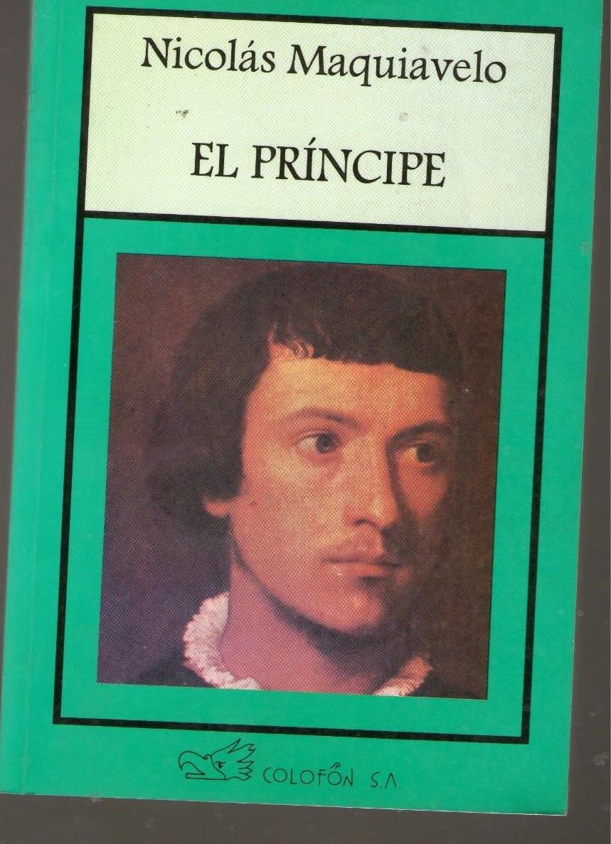 El Principe (Nicolas Maquiavelo) [Poderoso Conocimiento]
