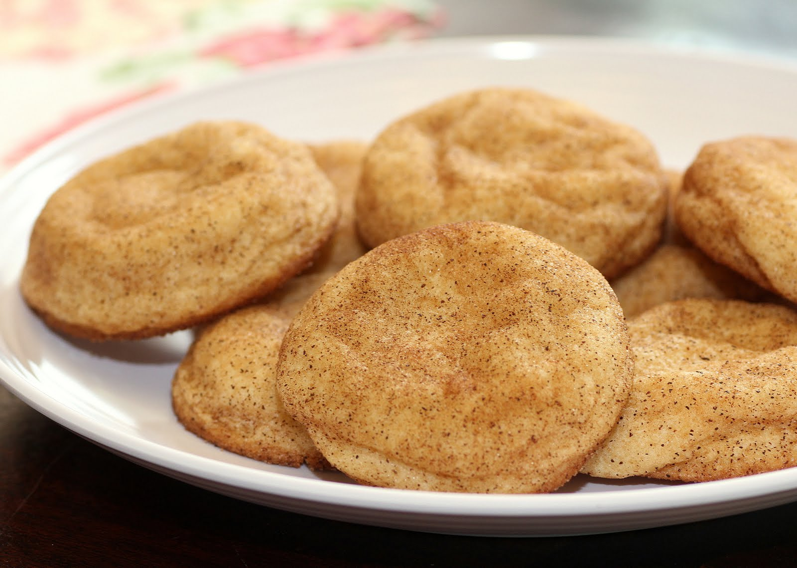 Snickerdoodles Recipe — Dishmaps