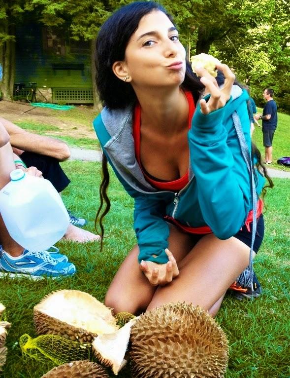 tips agar tidak mabuk saat makan durian