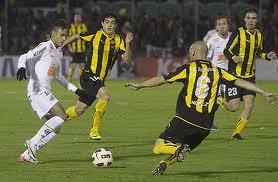 Santos 2 x 1 Peñarol - 2011