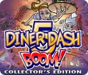 เกมส์ Diner Dash 5 - Boom!