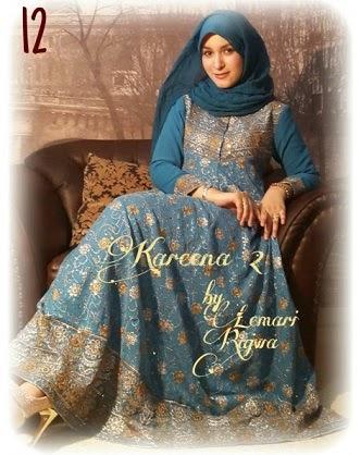 Gambar Busana Muslim Modern