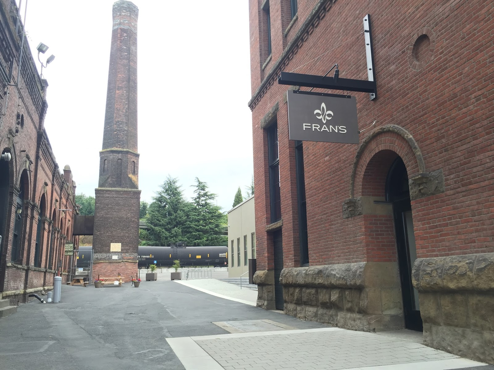 Finding Fine Chocolate: Fran's Chocolates in the Old Rainier Brewery
