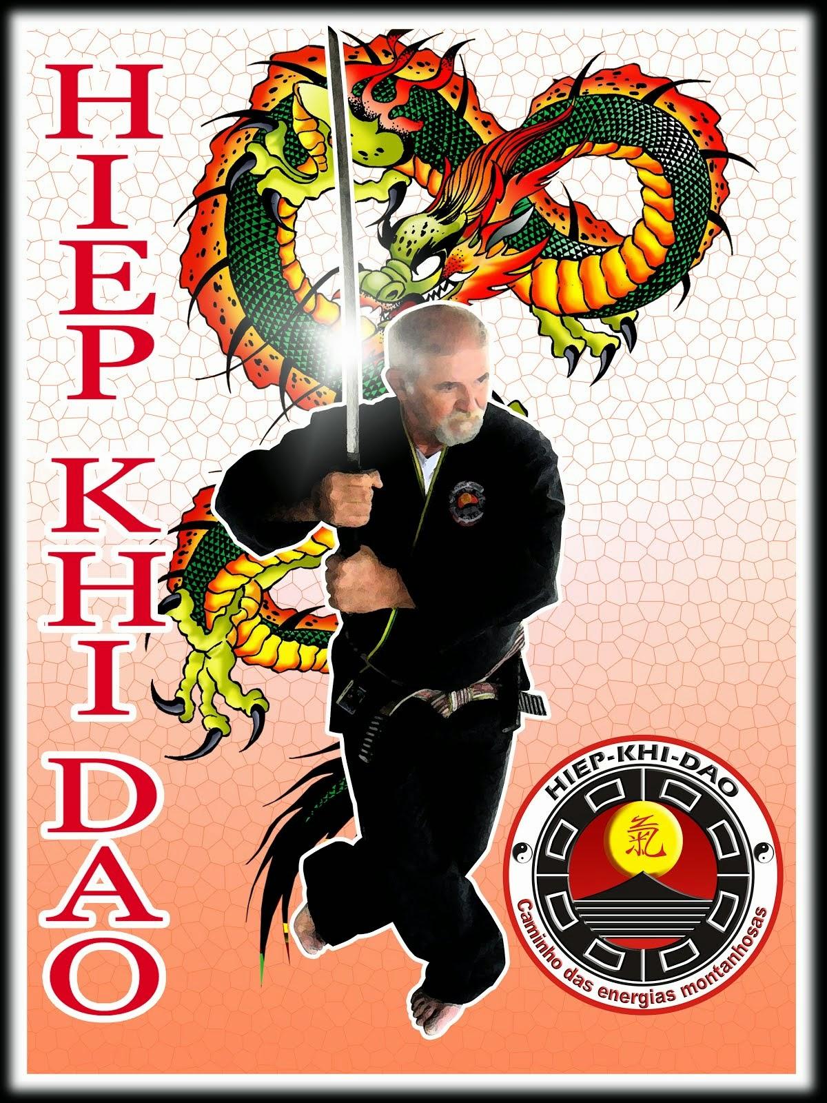 Hiep Khi Dao-Kung Fu do Guerrilheiri Vietnamita