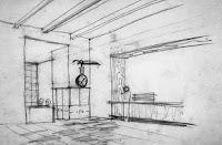 croquis y dibujos (4) Alvar Aalto