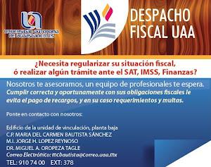 Despacho Fiscal de la UAA