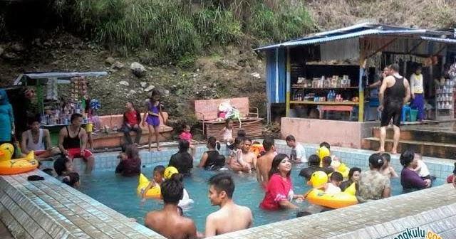 Objek Wisata Suban Air Panas Curup Bengkulu - tutorial Online