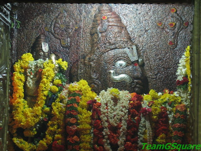 Lord Garuda Temple