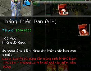 Kiếm Thế 17 phái duy nhất đang làm loạn Game thủ Việt. Event tháng 8 công nhận là khó cưỡng VIP2
