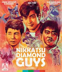 Nikkatsu Diamond Guys cover