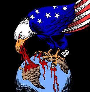 la proxima guerra imperialismo americano eeuu aguila america del sur militarizando bases militares