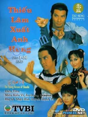 Anh Hùng Thiếu Lâm Tự-The Young Heroes Of Shaolin