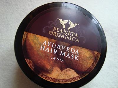 Planeta Organica - Maska Do Włosów Złota Ajurwedyjska - Gęstość I Wzrost - opinia
