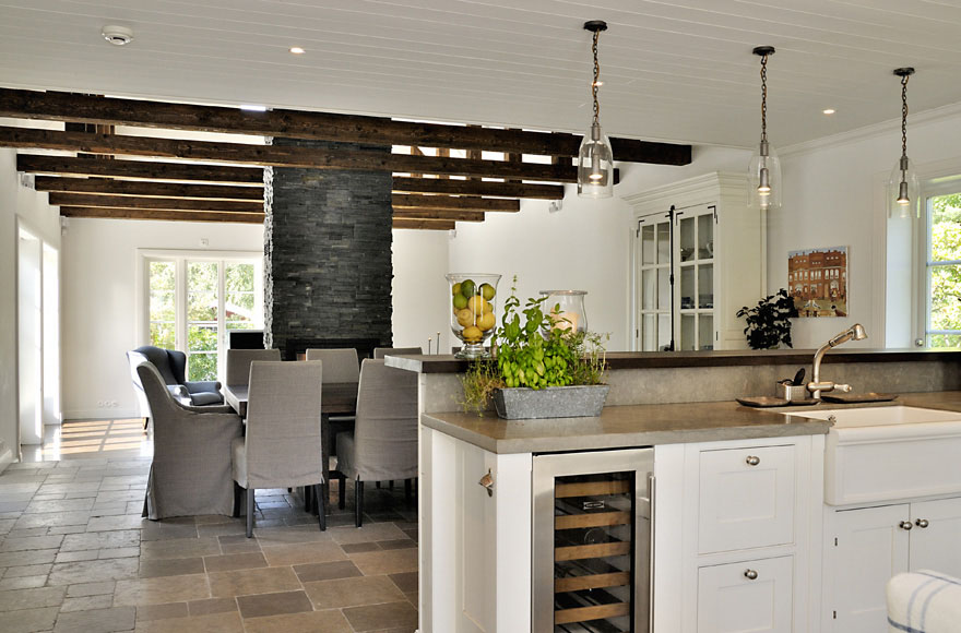 New England Style Villa Inspiration For My Dream Home
