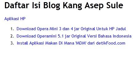 Kang Asep Sule - Blogger: November 2012
