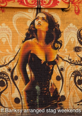 Banksys Art