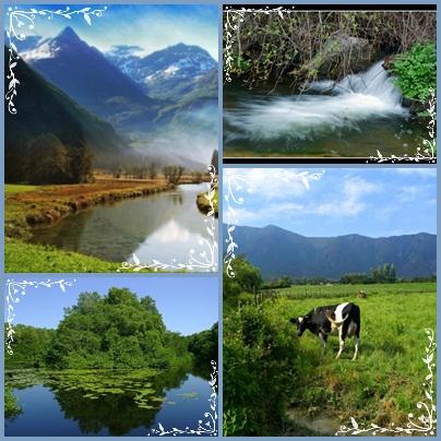 Paisaje tipos de paisaje - Tipos de paisajes ...