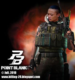 Wallpaper Point Blank Sule