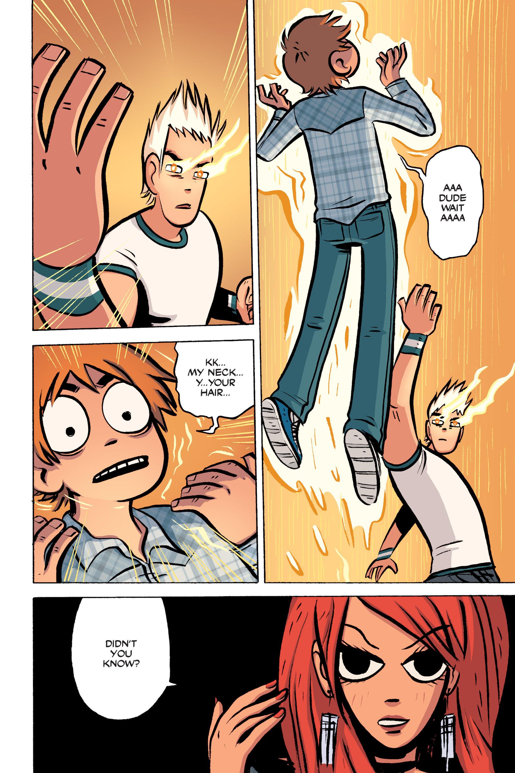 Read online Scott Pilgrim comic -  Issue #3 - 29