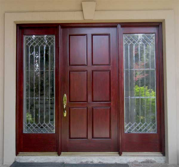 Front door color ideas for you for Front window ideas