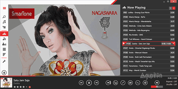 Downlad Foobar2000 1.3.1 Final + Skin Terbaru