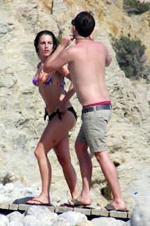 Jessica Lowndes, Model, Ibiza, Ibiza, Spain, Vacation In Spain, Ibiza hostel, Ibiza luxury travel, Ibiza vacation with bikini girl