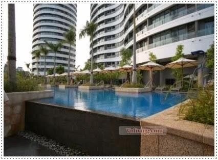 Swimming pool in City Garden