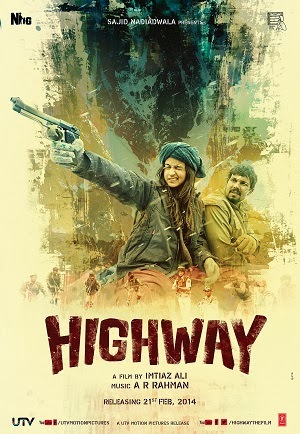 Highway (2014) Songs.Pk Mp3 Download Free Songs Online