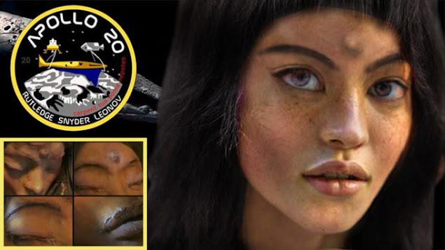 Mona Lisa Moon Alien Video