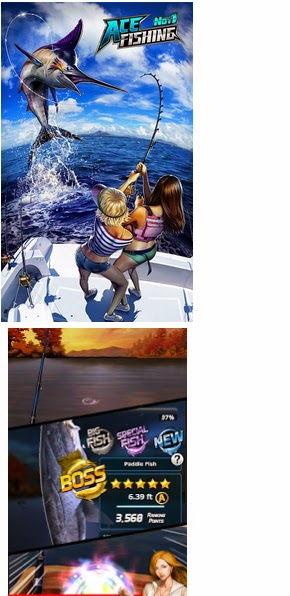 Ace Fishing v1.1.5 Apk