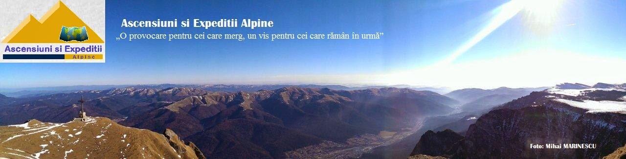 Ascensiuni şi Expediţii Alpine