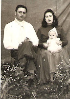 Isaias (1935-2010),  Eponina (1939) e Sergio Bucco