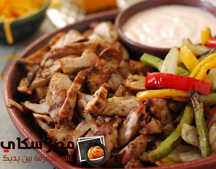 طريقة عمل فاهيتا اللحم المشوية