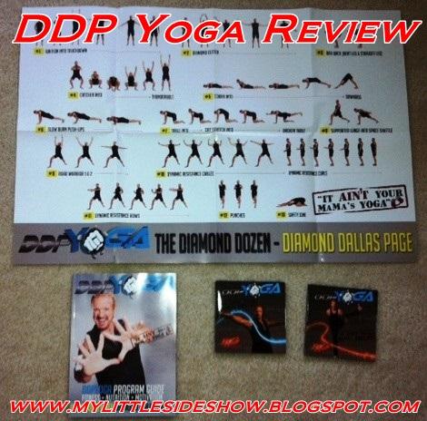 ddp yoga program guide pdf free
