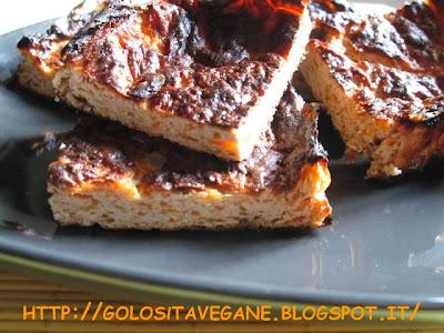 Formaggi vegetali, forno, lievito alimentare in scaglie, paprika, ricette vegan, Secondi, stagionato, vegrino, zucca,