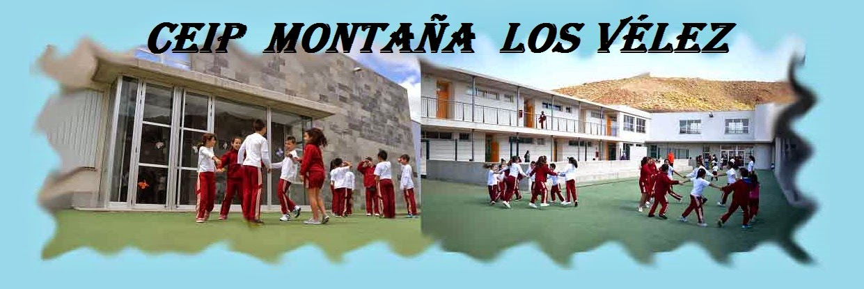 Blog CEIP Montaña los Vélez