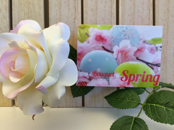 GotPrint Spring Flower and Card