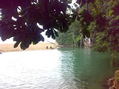 Sungai Terpendek di Dunia UnikManca.Blogspot.Com