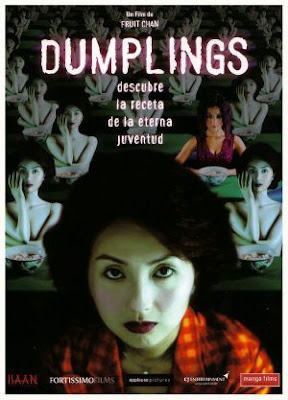 DUMPLINGS (2004) Horns Movie Poster