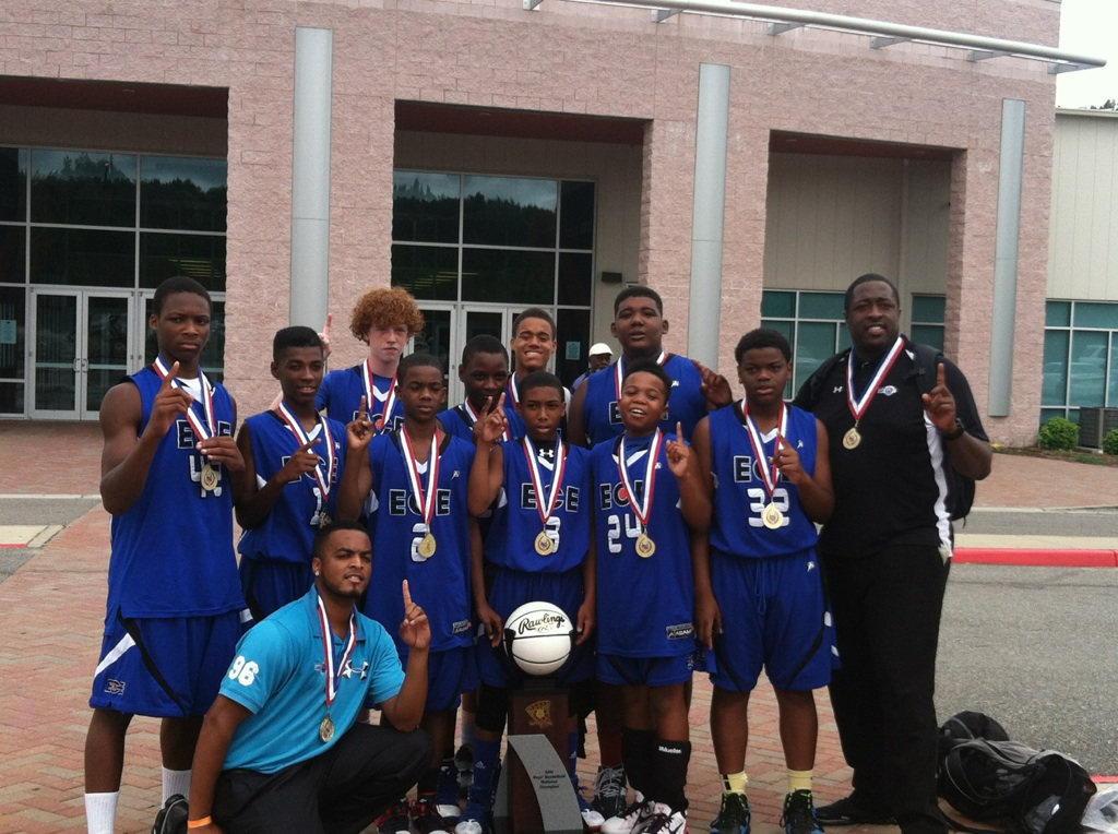 ECE Wins Div. 2 6th Grade National Championship