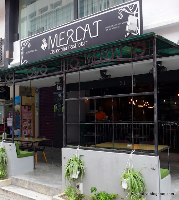 Mercat Barcelona Gastrobar, Bangsar