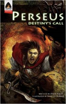 Perseus Graphic Novel