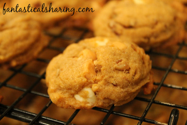 Butterscotch Butter Rum Pudding Cookies | Soft, chewy, and full of butterscotch, buttery rum flavor #cookies #dessert #SecretRecipeClub #SRCHolidayTreats