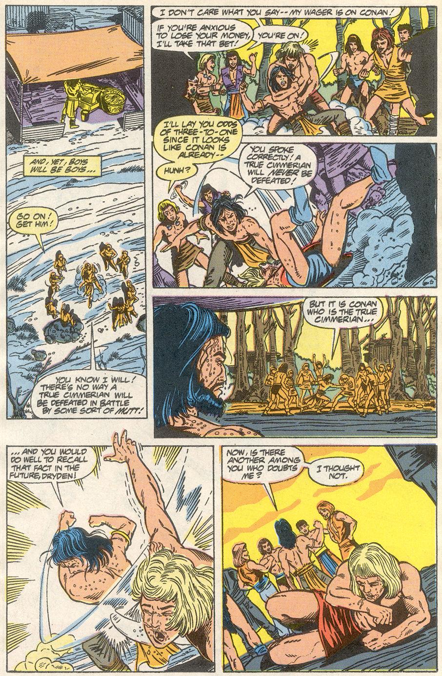 Conan the Barbarian (1970) Issue #233 #245 - English 11