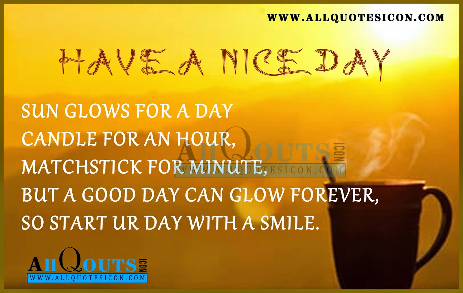 Good Morning Wishes And Greetings In English Allquotesicon