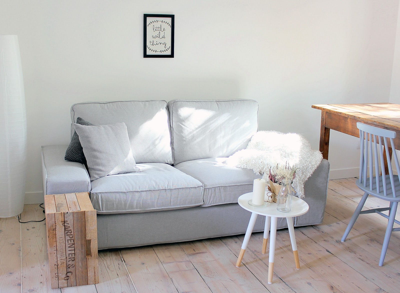 Un divano per noi due la tazzina blu - Divano balebo ikea opinioni ...