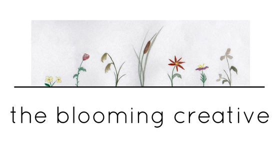the blooming creative
