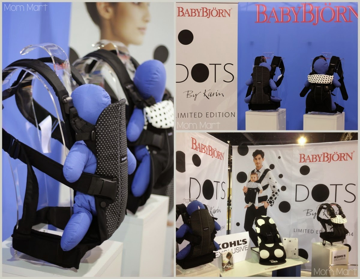 ABCKids14 Expo BabyBjorn Baby Carrier