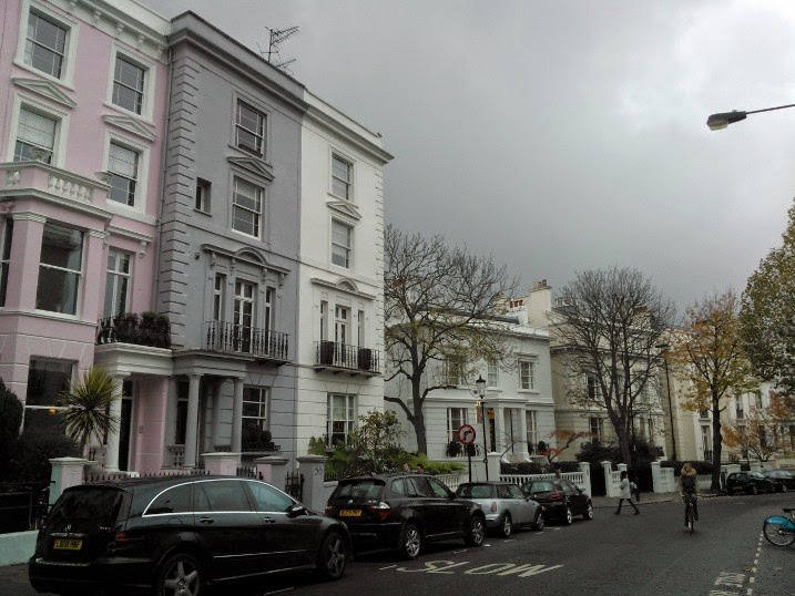 Notting Hill Kensington London